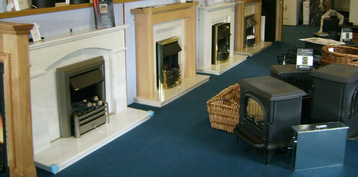 Elgin Tile and Fireplace Retail Showroom, Moray, Highlands Scotland